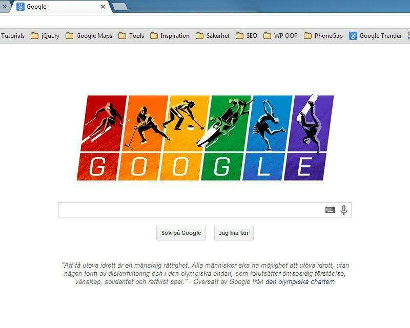 Bojkotta olympiska spelen i Sotji